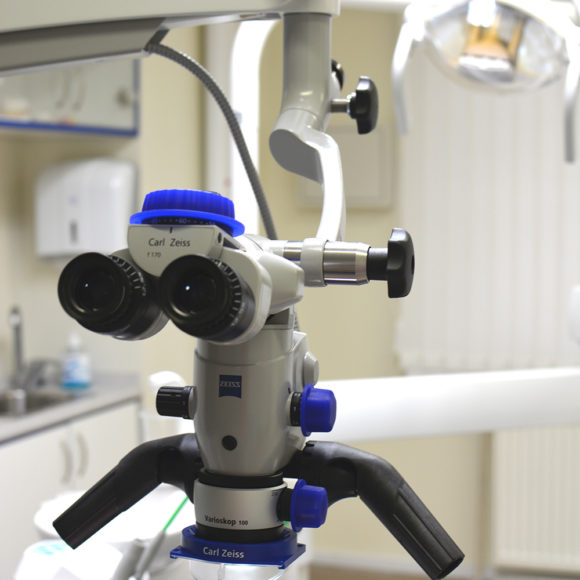 Наша гордість — німецький стоматологічний мікроскоп фірми «CarlZeiss»